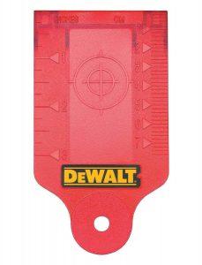 DEWALT DW0730 Laser Target Card Review
